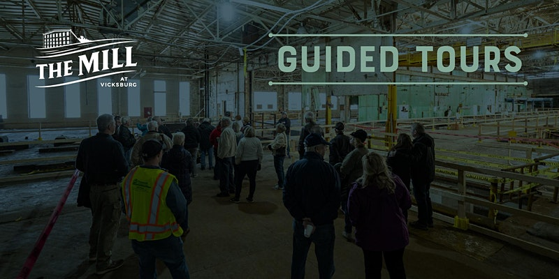 Guided Tours at The Mill