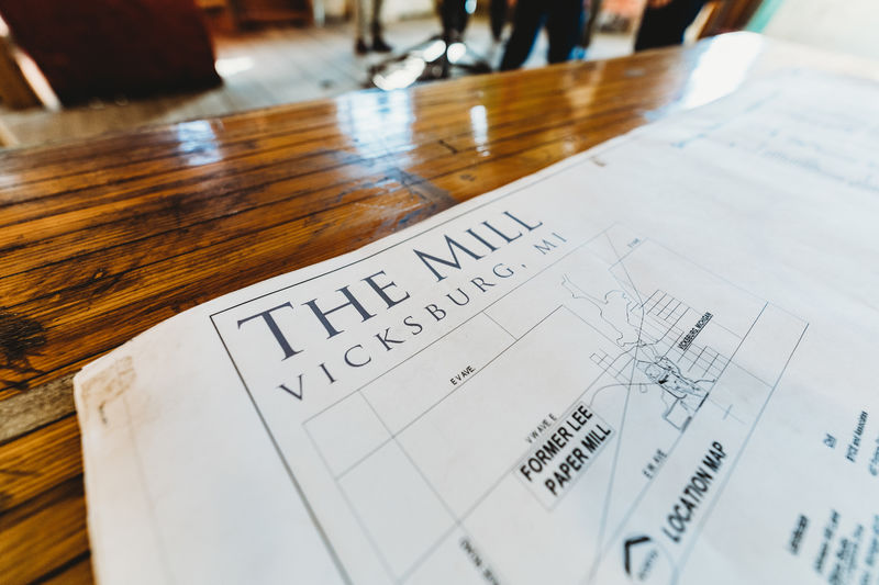 The Mill Ranks as a Top Construction Project in West Michigan